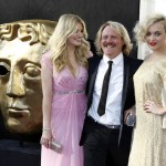 The 2012 TV BAFTAs – the best dressed