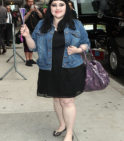 Beth Ditto speaks out about those Karl Lagerfeld/Adele comments
