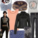 Midweek Moodboard: Bring on the biker chic