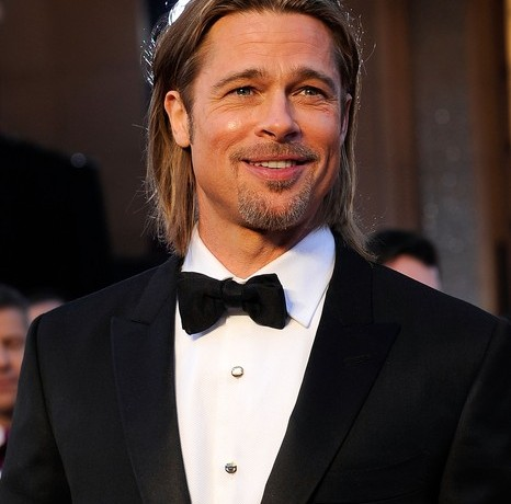 Brad Pitt becomes the new face of Chanel No.5