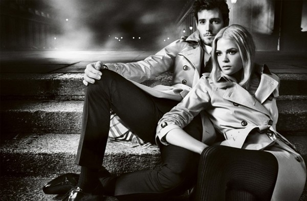 Meet the new faces of Burberry's autumn/winter 2012 ad campaign