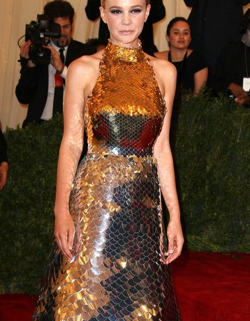How much did Carey Mulligan's Met Gala dress fetch?