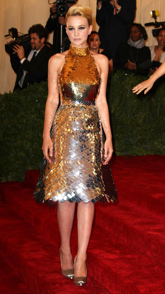 Carey Mulligan's Met Gala dress up for auction!