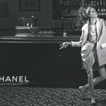 Chanel's pre-fall 2012 campaign has landed!