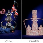 Cavalli, Lanvin, Mulberry (and more) revamp the Queen's crown for her Diamond Jubilee