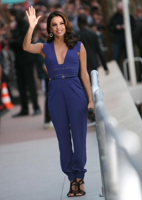 Love or Hate: Eva Longoria in Rupert Sanderson