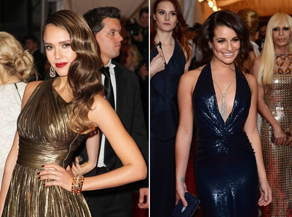 Our favourite hair trends from the Met Gala 2012!