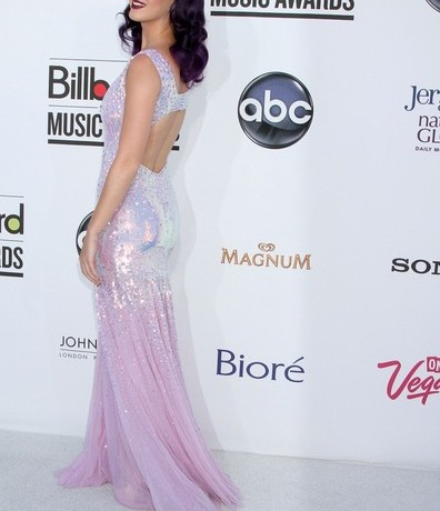 The Billboard Music Awards 2012 – the best dressed