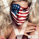 Ke$ha gets patriotic for V magazine