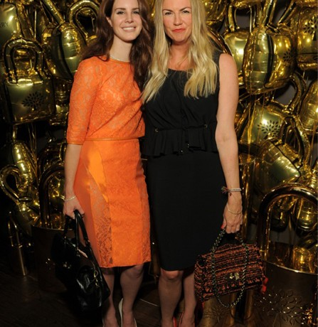 Mulberry hosts Frieze Art Fair dinner in New York