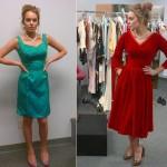 Lindsay Lohan gets her Elizabeth Taylor wardrobe