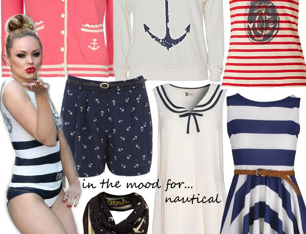 Midweek moodboard: Needing nautical in our lives