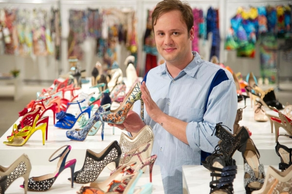 """I don't know how many pairs of LK Bennett you can wear"" – Nicholas Kirkwood on Kate Middleton"