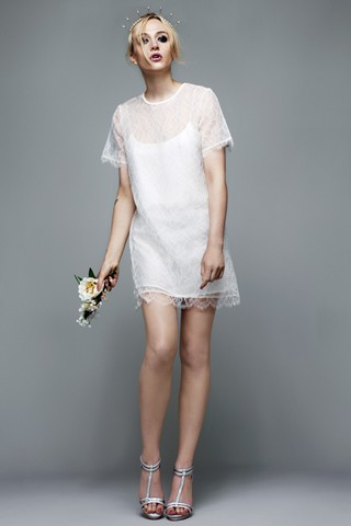 First Look: Richard Nicoll for Topshop Bridal