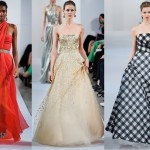 Oscar de la Renta debuts his Resort 2013 collection