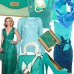 Midweek Moodboard: Totally lovin' the turquoise