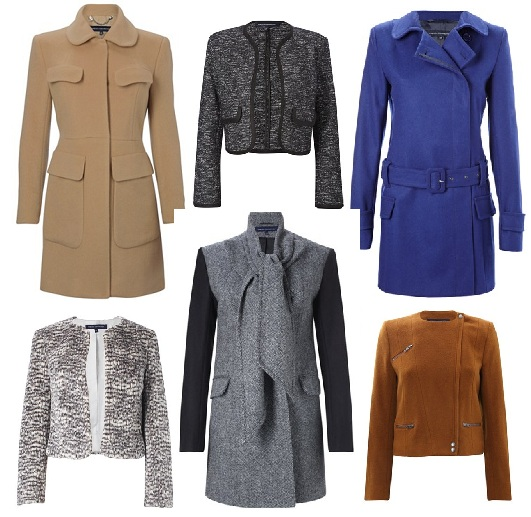 The Friday Sale Edit – Coats and jackets for £79 or under!