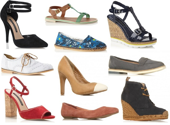 Top 10 Tuesday Shoesday sale picks!
