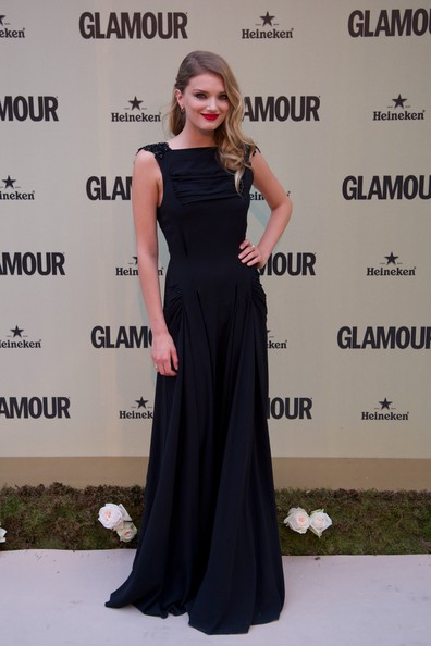 Lily Donaldson lands Best Dressed of the Week in Nina Ricci