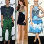 Rate or Slate Zoe Saldana, Cheryl and Jaime King's fashion finery?
