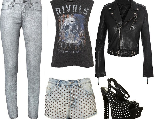 Always wanted to unleash your inner rock chick? We'll show you how!