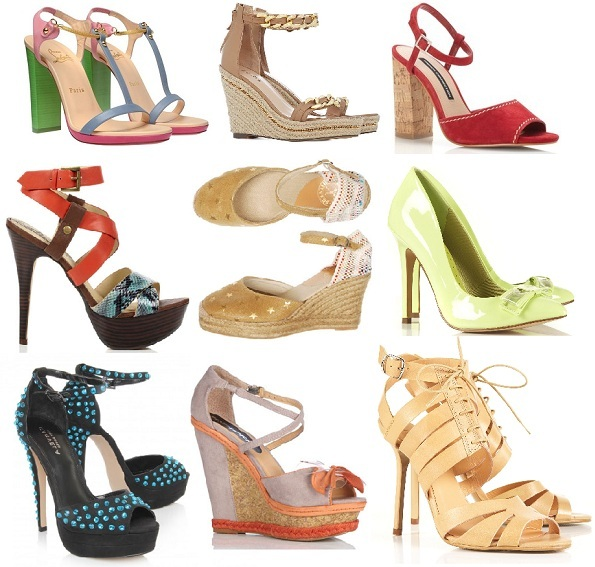 Sizzling summer heels to slip into right now!