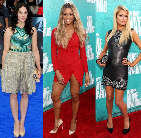 Rate or Slate Jessica Brown-Findlay, Ciara and Paris Hilton's style efforts?