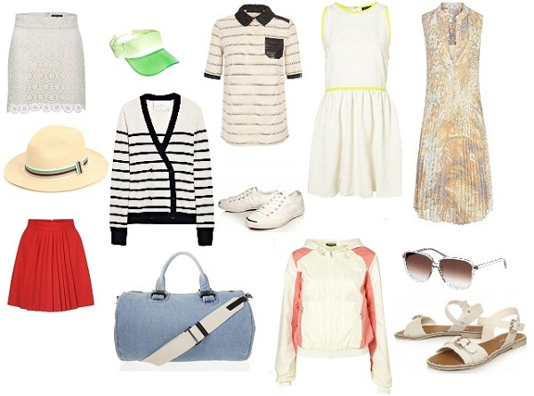 Kick off Wimbledon in style with the Tennis Chic edit!