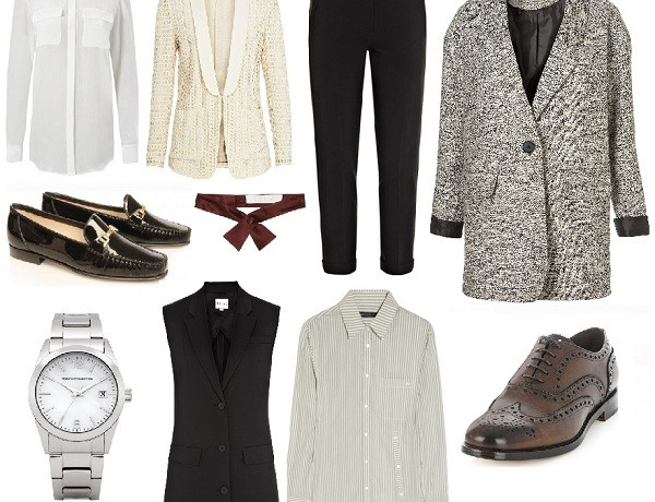 Think like a man: 10 androgynous pieces we can't get enough of!