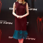 Emma Stone is rocking Roksanda Ilincic in Spain