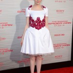 Emma Stone concludes her The Amazing Spider-Man premiere duties in Chanel