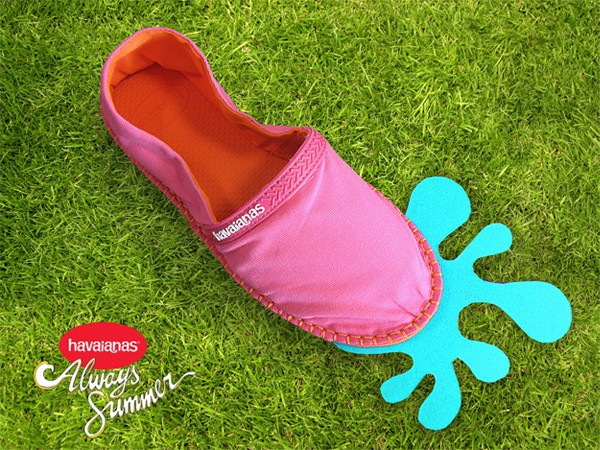 Our Havaianas video shoot is finally here!