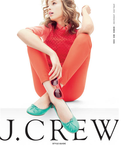J Crew is coming to London!
