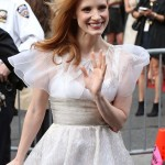 Jessica Chastain named new face of YSL perfume