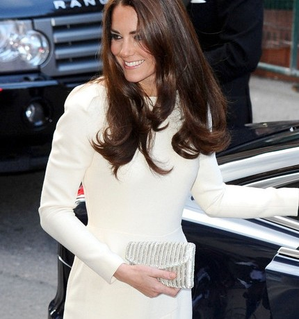 Roland Mouret on THAT Kate Middleton dress, plus how much the Duchess spent on clothes this year