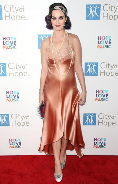 Love or Hate: Katy Perry's flapper style