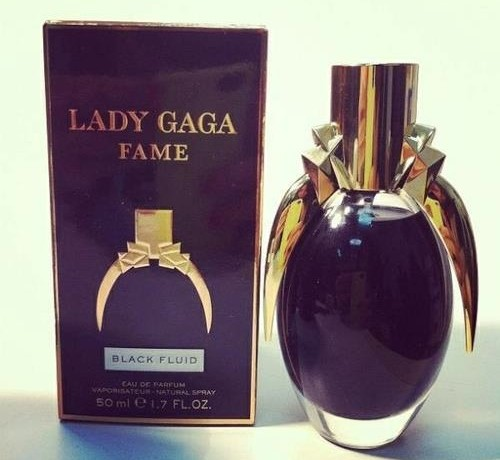 Pics of Lady Gaga's debut fragrance 'Fame' leaked online