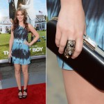 We're loving Leighton Meester's Samira 13 ring. Are you?
