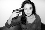 lindsay-lohan-terry-richardson-gun