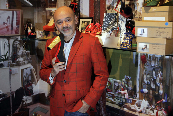 Christian Louboutin's Design Museum exhibit breaks records