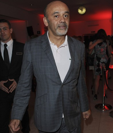 Christian Louboutin speaks out about losing that Zara lawsuit