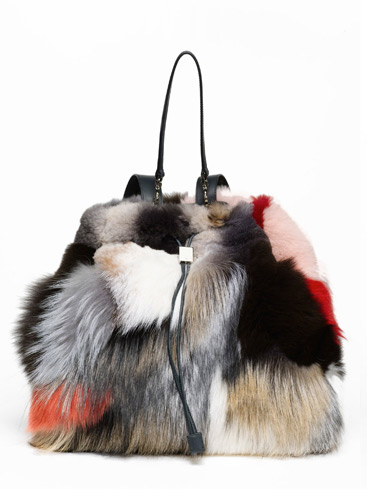 Rachel Zoe is a fan of Mary-Kate and Ashley Olsen's $17,000 fur bag (PETA however, is not)
