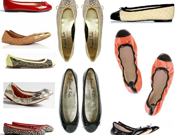 10 affordable and stylish ballet pumps