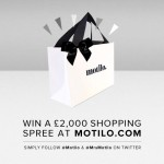 Win £2000 to spend at Motilo.com!