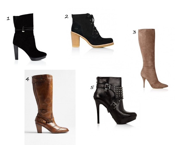 Five reasons why we just can't resist boots
