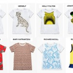 Mary Katrantzou and Jonathan Saunders among designers to create T-shirt to help Londoners in Poverty