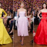 Couture Fashion Week: Christian Dior autumn/winter 2012