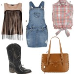 Country glamour! 5 country inspired pieces under £100