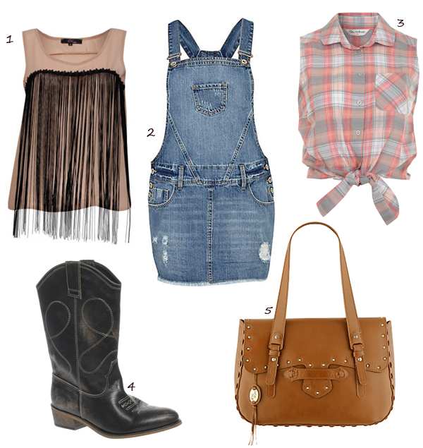 country-inspired