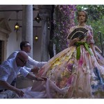 Deets on the secret Dolce and Gabbana Haute Couture show…